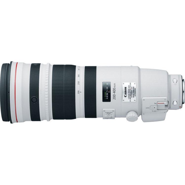 canon ef 200 400mm f 4l is usm lens with internal extender. Black Bedroom Furniture Sets. Home Design Ideas