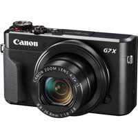 Canon PowerShot G7 X Mark II Digital Compact Camera
